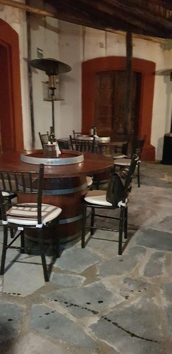 Vinicola Hacienda del Marques