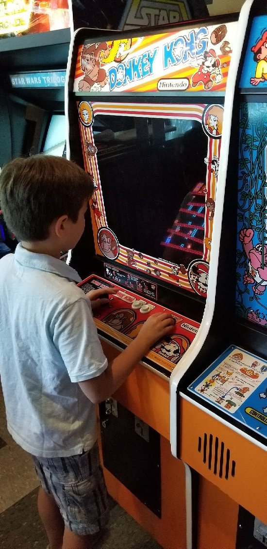 Level Up Arcade (Eugene) - Book in Destination 2019 - All You Need