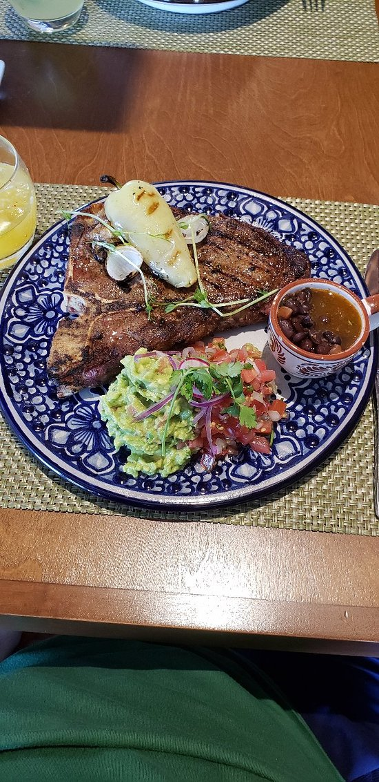 Comida con mi esposa!!!.