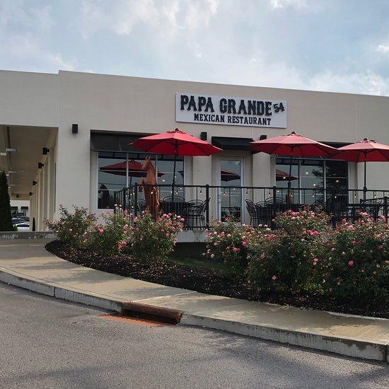 Papa Grande On 54 Owensboro Menu Prices Restaurant Reviews