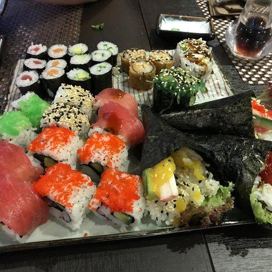 Sushi Grill & Bar, Bremerhaven - Restaurant Bewertungen ...