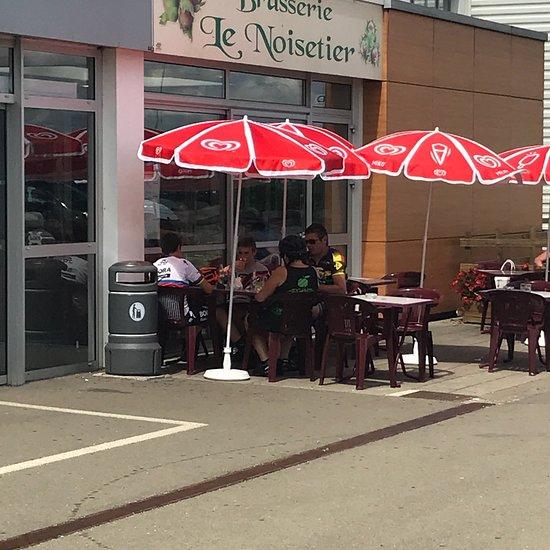 image Brasserie Le Noisetier sur Saints-Geosmes