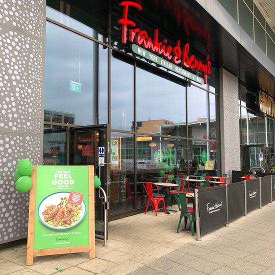 Frankie Benny S Edinburgh 130 Dundee St Menu Prices Restaurant Reviews Tripadvisor