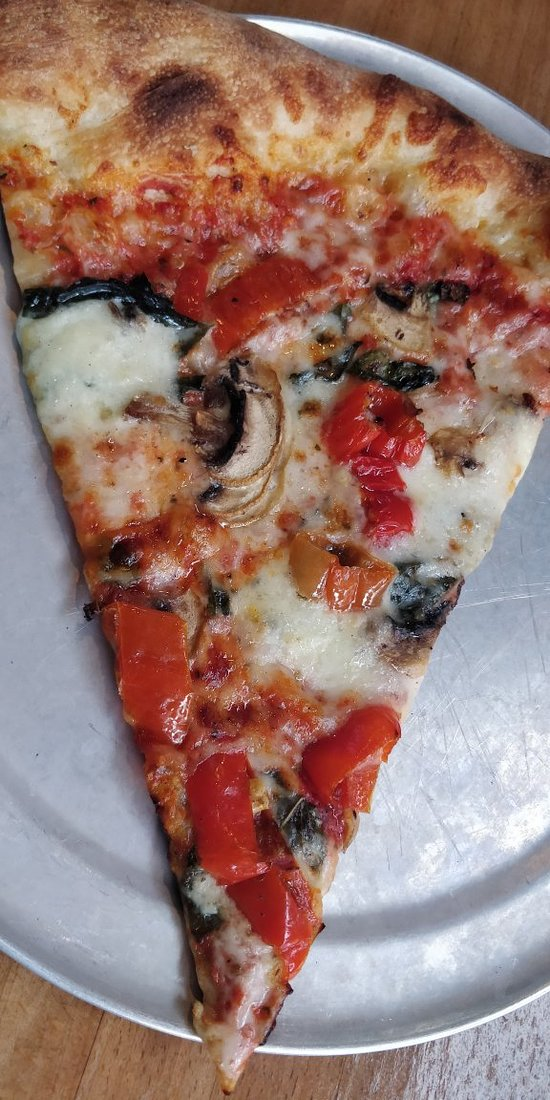 Pizza, big pizza