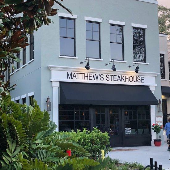 Matthew 39 s steak house winter garden restaurant reviews - Best restaurants in winter garden ...