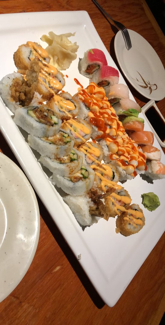 Sushi Garden Pueblo Menu Prices Restaurant Reviews Tripadvisor