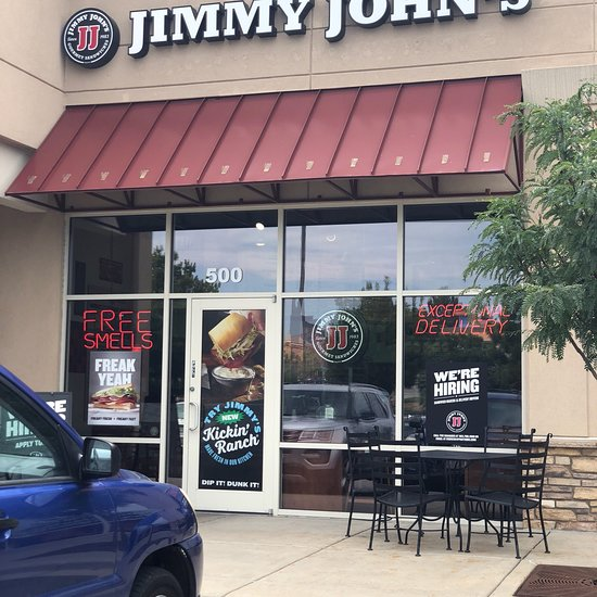 Jimmy John's, Highlands Ranch