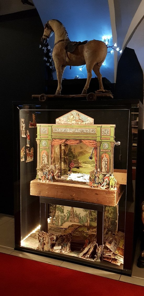 Grazer Spielzeug Museum Preschan