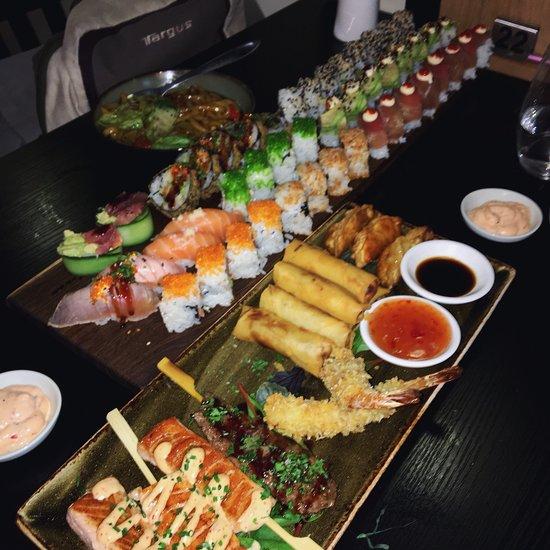 Sushi V Ballerup - Restaurantanmeldelser - TripAdvisor