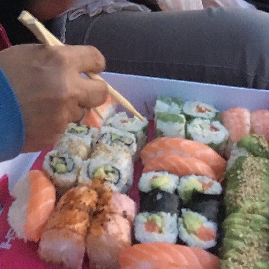 Planet Sushi Fontainebleau Menu Prix Restaurant Avis Tripadvisor
