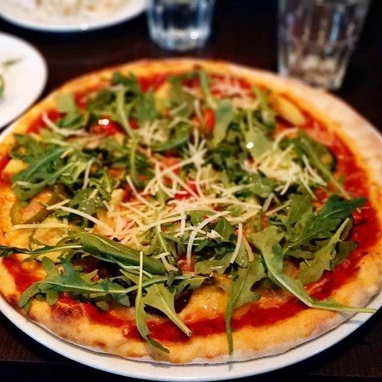 oregano pizzeria kallhäll meny