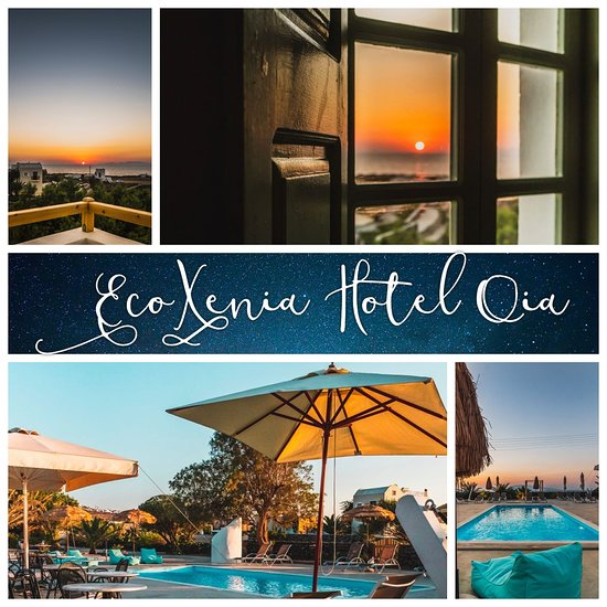 Ecoxenia Hotel Oia