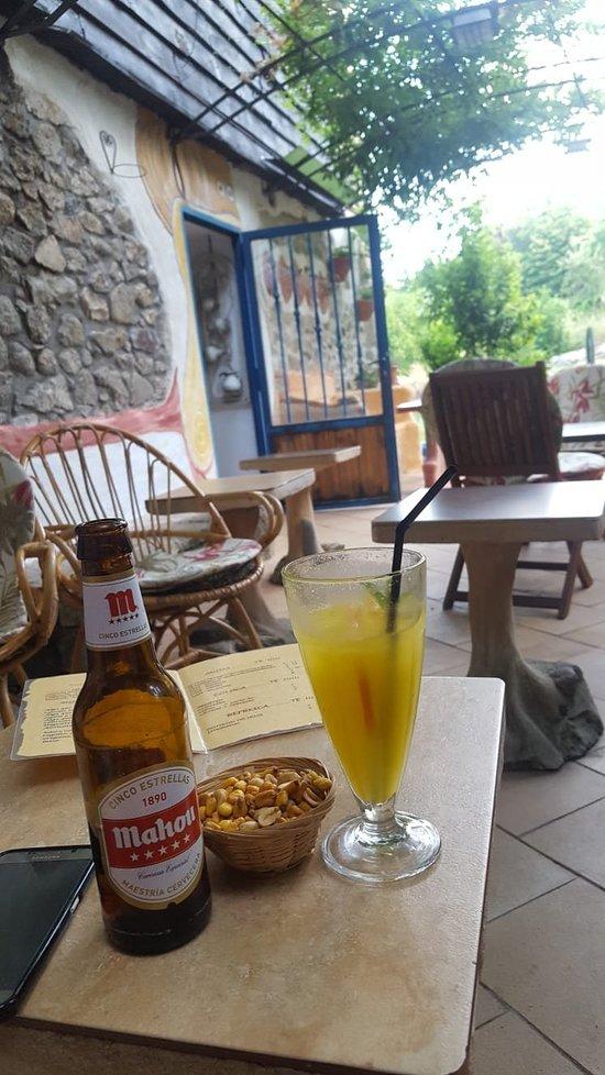 Teteria singular la alberca coment rios de restaurantes for Alberca restaurante
