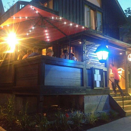 Porchlight Reservations: The Porch Light, Elora