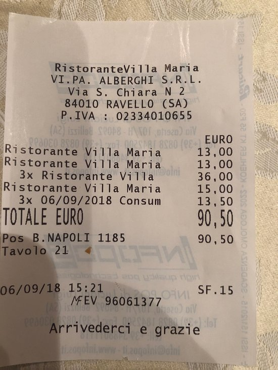 Villa Maria Ravello Tripadvisor