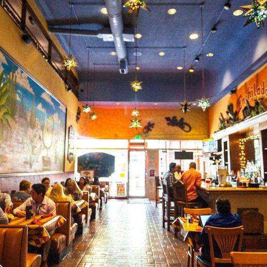 Enchilada S Restaurant Dallas 1304 Elm St Downtown