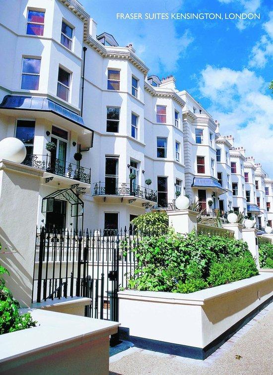 Fraser Suites Kensington Updated 2019 Prices Hotel Reviews London England Tripadvisor