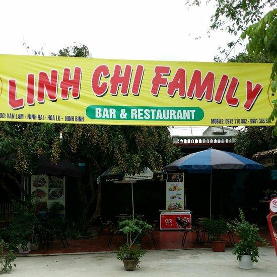 Linh Chi Family Bar And Restaurant Ninh Hai Recenzje