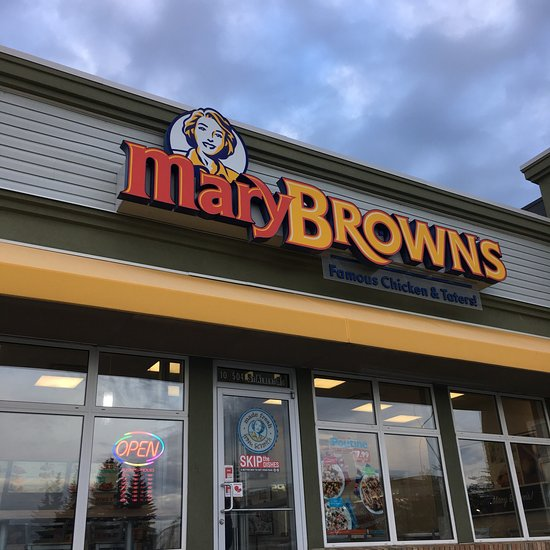 Mary Brown's Famous Chicken & Taters, St. Albert - 504 St ...