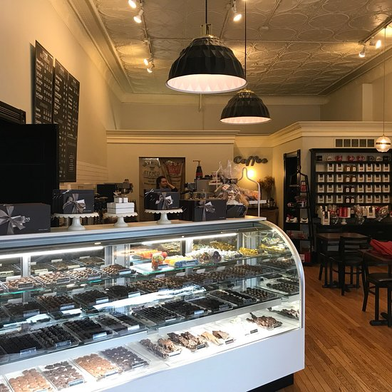 Winans Fine Chocolates Coffees Of Dublin