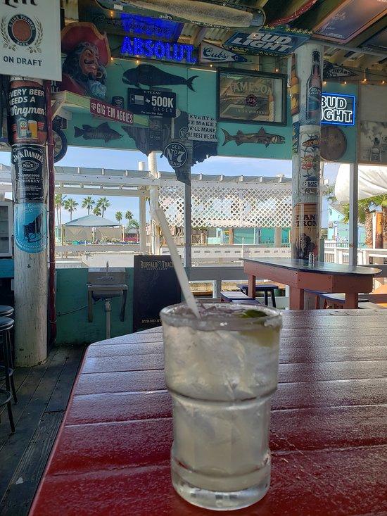 Louie's Backyard, South Padre Island - Restaurant Reviews ...