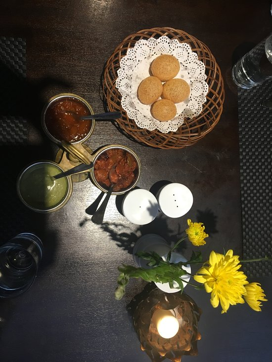 Indian Summer Restaurant In Colombo