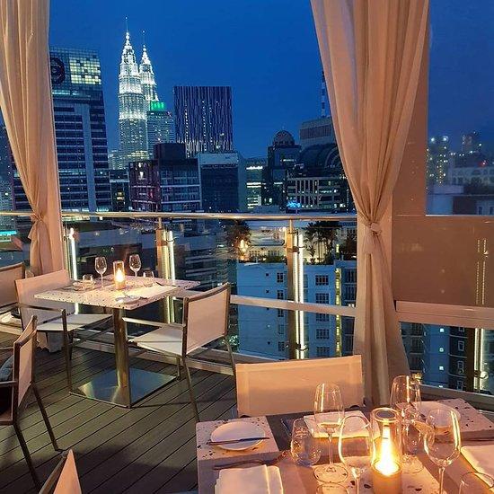 Cielo Sky Dining Lounge Kuala Lumpur Menu Prices Restaurant Reviews Tripadvisor