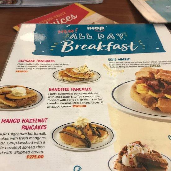 Ihop Quezon City Restaurant Reviews Phone Number