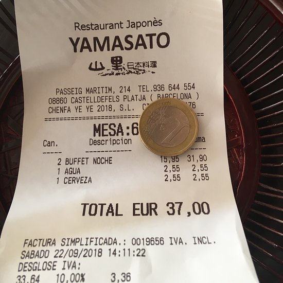 Telefono restaurante yamasato castelldefels webcam