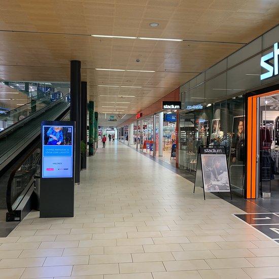 Kauppakeskus Karisma - arvostelut (Lahti)