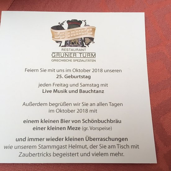 Gruner Turm Boblingen Restaurant Bewertungen Telefonnummer
