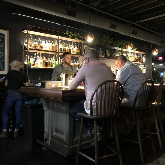 Ante Kitchen Bar Review: Watershed Kitchen & Bar, Columbus