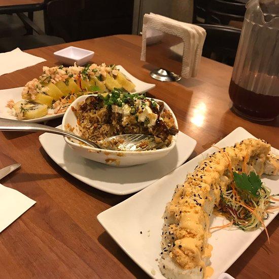 Avika Cocina Nikkei Los Mochis Menu Prices Restaurant