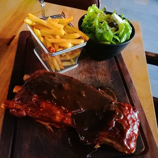 Ante Kitchen Bar Review: Samps Kitchen & Bar, Muar