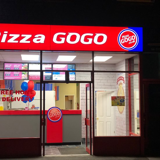 Pizza Gogo Witham Menu Prices Restaurant Reviews