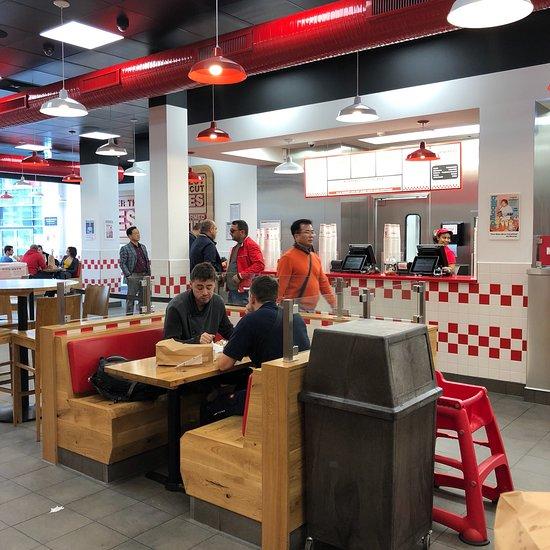 Five Guys Frankfurt Innenstadt Menu Prices Restaurant Reviews Order Online Food Delivery Tripadvisor
