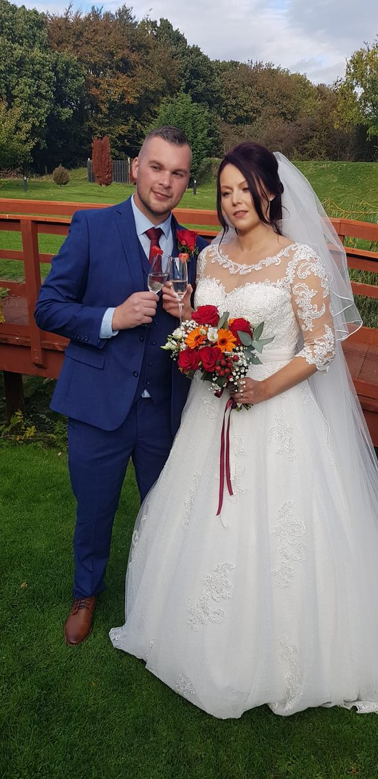 Mr and Mrs bunby