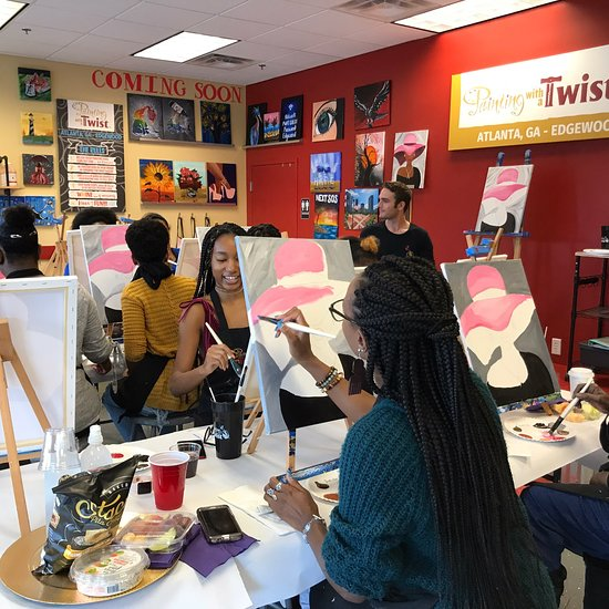 Painting With A Twist Atlanta 2020 All You Need To Know Before You Go With Photos Tripadvisor