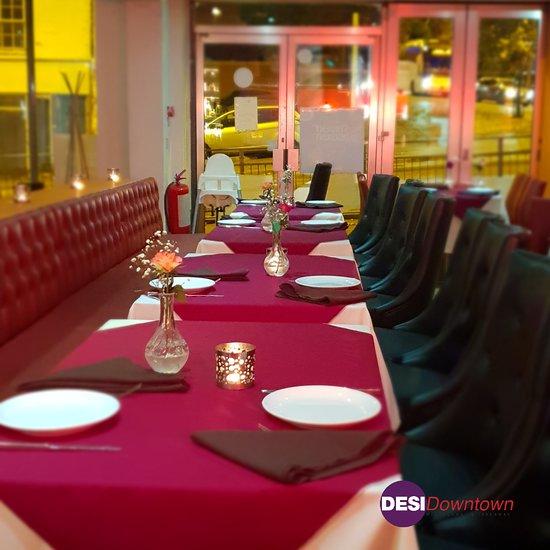 Desi Down Town Nottingham Menu Prices Restaurant Reviews Order Online Food Delivery Tripadvisor