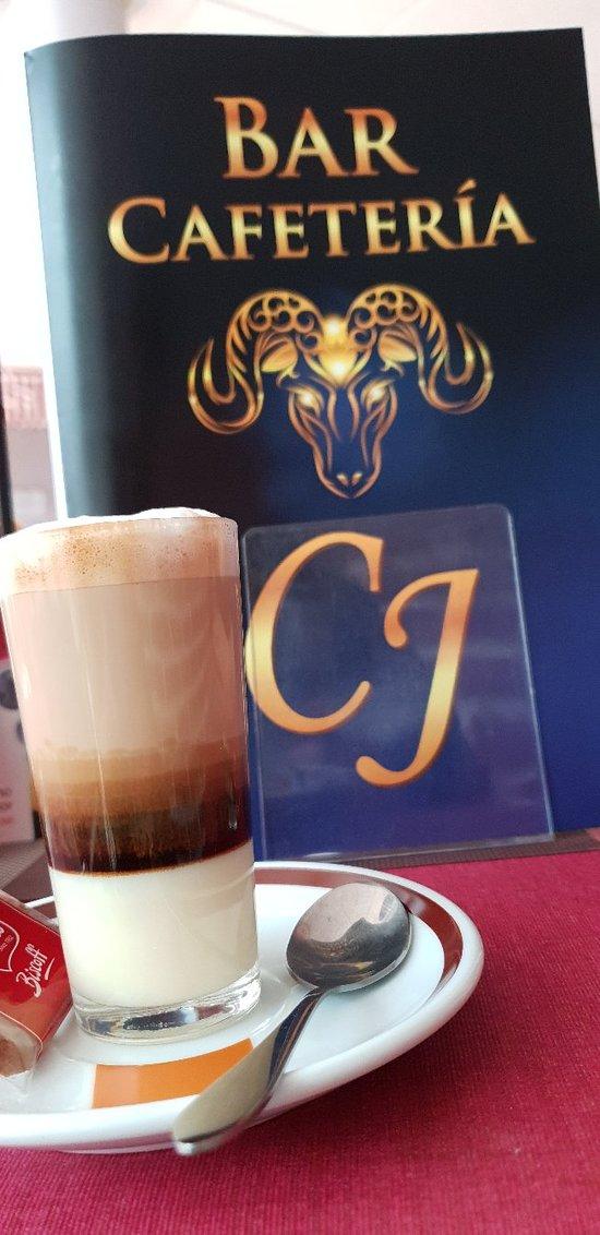Bar, cafetería CJ