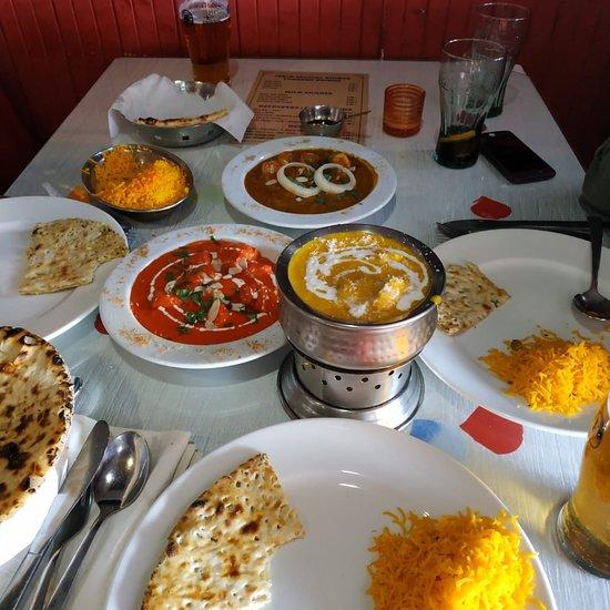 imagen Punjabi Curry en Calp