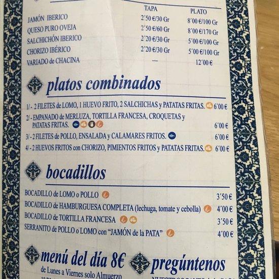 Bar el Tropiezo d8904cac3011