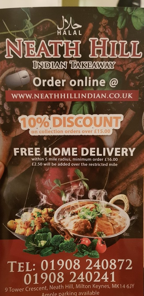 Neath Hill Restaurnat, Milton Keynes - Restaurant Reviews