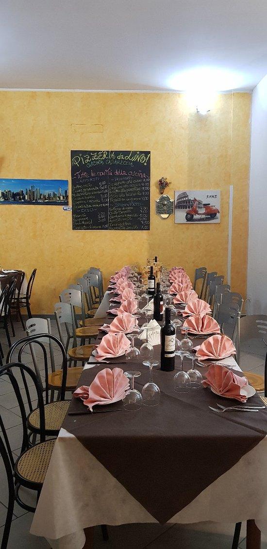 Pizzeria Trattoria Da Lino