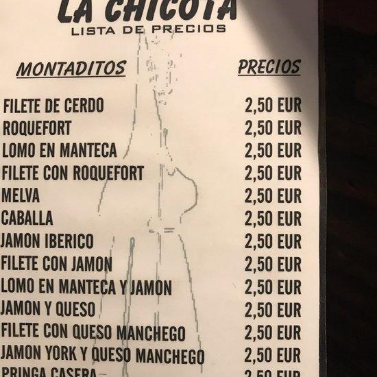 imagen La Chicotá en Carmona