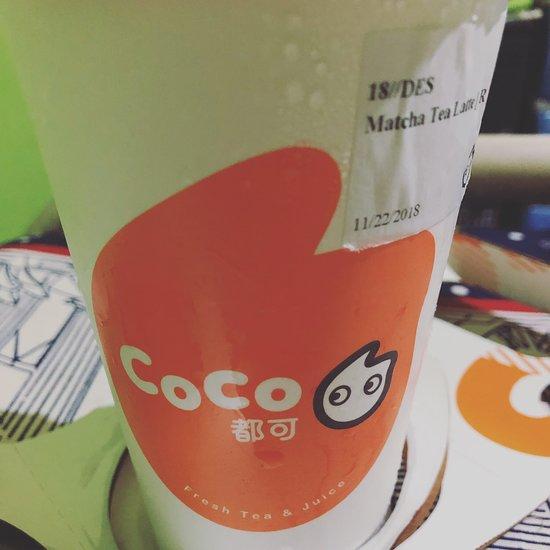 Coco Fresh Tea & Juice, Makati - Ground Floor Century City