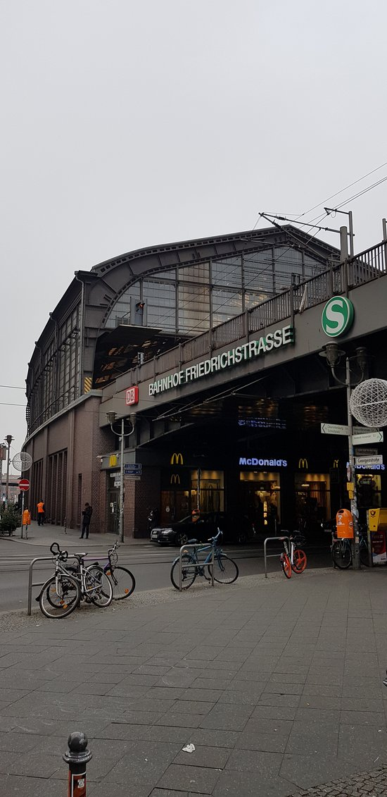 Friedrichstraße 39 Berlin