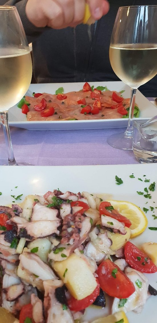 Best meals in Rome