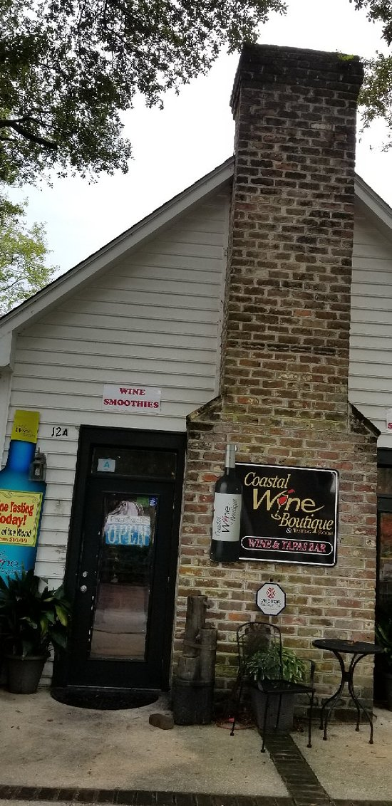Coastal Wine Boutique