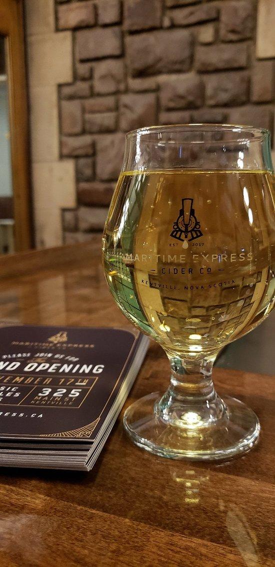 Maritime Expess Cider Company